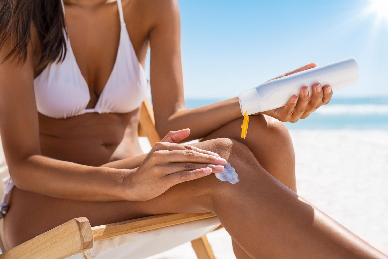 Sunscreen Selection Advice
